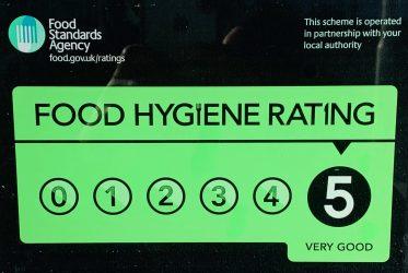 Food Standards Rating for Shivayaa-Nisa